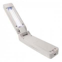 Φακός Αποστείρωσης Με Ακτινοβολία UVC Μπαταρίας - Eurolamp