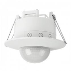 Ανιχνευτής Παρουσίας Χωνευτός 220-240V IP20 Eurolamp