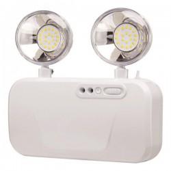 Εφεδρικός Φωτισμός 2Χ20 SMD LED 4W IP20 - Eurolamp