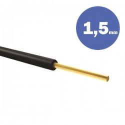 Καλώδιο NYA ΗΟ7V-U 1Χ1,5MM2 - Eurolamp