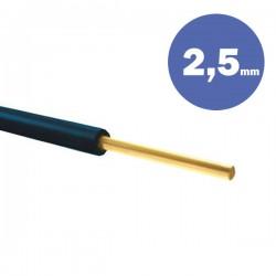 CABLE NYA ΗΟ7V-U 1Χ2.5MM2 - Eurolamp
