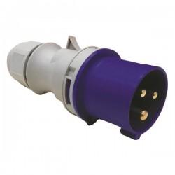 Φις Αρσενικό 3X16A 230V IP44 - Eurolamp