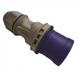 Φις Αρσενικό 4X16A 400V IP44 - Eurolamp
