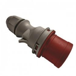 Φις Αρσενικό 5X16A 400V IP44 - Eurolamp