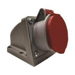Πρίζα Επίτοιχη 5X16A 400V IP44 - Eurolamp