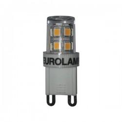 Λαμπτήρας LED SMD 2,5W G9 220-240V - Eurolamp