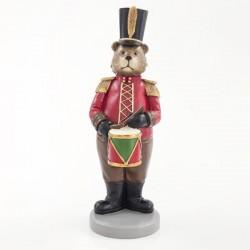 Αρκούδα Τυμπανιστής, 31,5CM Magic Christmas
