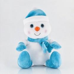 Χιονάνθρωπος Μίμος, 13x10x20cm Magic Christmas
