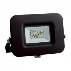 Floodlight LED SMD Base 360° PLUS 10W Black IP65 Eurolamp