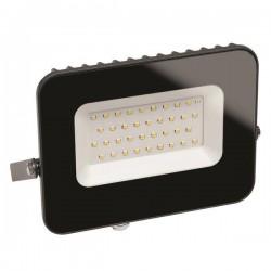 Προβολέας LED SMD Με Sensor Ημέρας-Νύχτας 50W IP65 Γραφίτης PLUS - Eurolamp