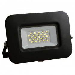 Προβολέας LED SMD Βάση 360° PLUS 20W Μαύρος IP65 PLUS - Eurolamp