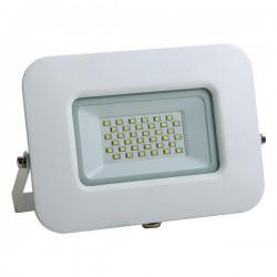 Προβολέας LED SMD Βάση 360° PLUS 30W Λευκός IP65 PLUS - Eurolamp