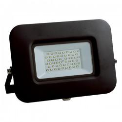 Προβολέας LED SMD Βάση 360° PLUS 50W Μαύρο IP65 PLUS - Eurolamp