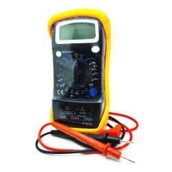 Πολύμετρο Ψηφιακό DT-850L - Eurolamp