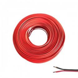 SPEAKER CABLE BLACK-RED 2Χ1MM