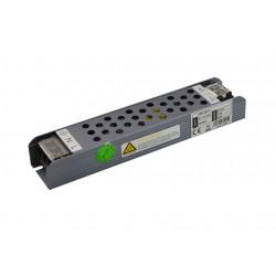Μεταλλικό Τροφοδοτικό Dimmable 12V 60W IP20 TRIAC/1-10V MPC - Fose
