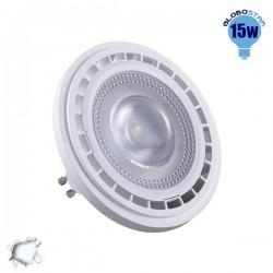 Λαμπτήρας LED AR111 GU10 12 Μοίρες 15 Watt 230v GloboStar