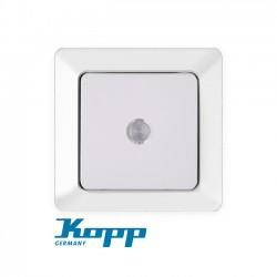 Διακόπτης Μπουτόν Mε Φως 230V Μονός Σε Διάφορα Χρώματα 10A 250V HK02 - Kopp