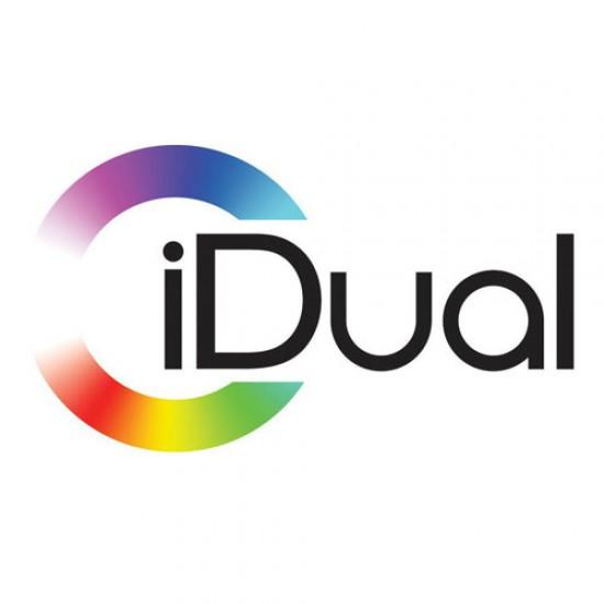 LED Σποτ Με Clip Με Remote Control - 5.5W 280lm 2700K - RGB IDual - Lutec