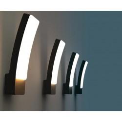LED Απλίκα Αλουμινίου Εξωτερικού Χώρου 18W 2700K-6500K IP54 KIRA LUTEC