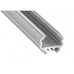 Aluminum Profile EL MICO SILVER - LUMINES