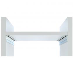 Aluminum Profile TYPE E RAW - LUMINES
