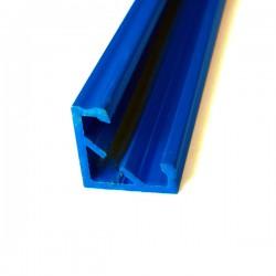 Γωνιακό Προφίλ Αλουμινίου BLUE CORNER P03 Μπλε - LUMINES