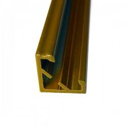 Aluminum Profile BROWN CORNER P03 - LUMINES