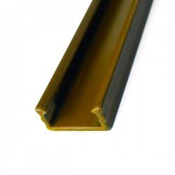 Προφίλ Αλουμινίου BROWN SURFACE P01 Καφέ - LUMINES