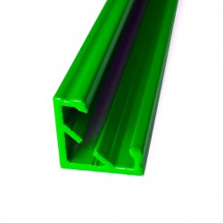 Γωνιακό Προφίλ Αλουμινίου GREEN CORNER P03 Πράσινο - LUMINES