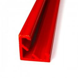 Γωνιακό Προφίλ Αλουμινίου RED CORNER P03 Κόκκινο - LUMINES