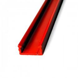 Προφίλ Αλουμινίου RED SURFACE P01 Κόκκινο - LUMINES
