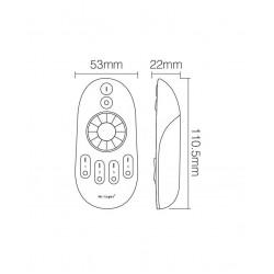 Controller for Monochrome LED Strips FUT006 - MiLight