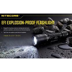 Flashlight LED NITECORE EXPLOSION-PROOF EF1