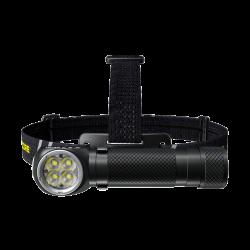 ΦΑΚΟΣ LED NITECORE HEADLAMP HC35, Rechargable 2700Lumens + 4000ma 21700 batt