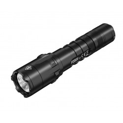 NITECORE LED Flashlight PRECISE P20UV V2, Tactical, Strobe Ready