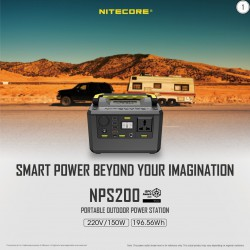 POWER STATION NITECORE NPS200, 54600mAh