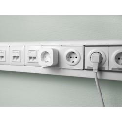 Smart Αντάπτορας Ρεύματος WLAN MQTT 10A Λευκός - DELOCK