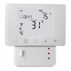 HYSEN Smart wireless RF thermostat radiator HY09RF-WIFI, touch