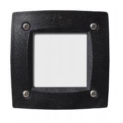 Απλίκα Εξωτερικού Χώρου Slim Χωνευτή Τετράγωνη LED 1X3W GX53 IP66 - LETI FUMAGALLI