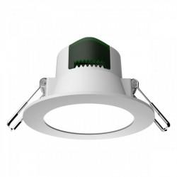 Round LED Panel Recessed Smart 7w CCT-RGB IP44 - Spotlight