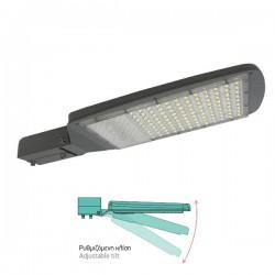 Hight Power LED Φωτιστικό Δρόμου Ρυθμιζόμενο 100W 130° IP65 - SpotLight