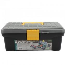 Εργαλειοθήκη Πλαστική 315X175X130mm SB-3218 S/PRO'SKIT