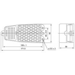 Ποδοδιακόπτης Μεταλλικός 10A FS-3 (CFS-3) CNTD - Top Electronic