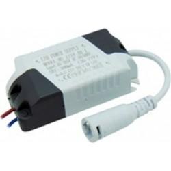 Τροφοδοτικό LED 18W/36-72V/300mA IP20 MS-1218 RLX Top Electronics