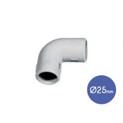 Corner 90° Bends IP40 D25  - Elettrocanali