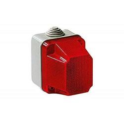 Red Light LED 25W IP55 - Elettrocanali