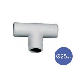T - Joint IP40 D25  - Elettrocanali