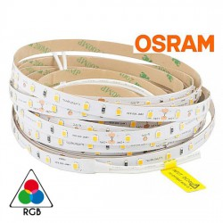 5 Meters Of Led Strip Osram Luminent Flex LED Ταινία 8W 24V Μη Αδιάβροχη IP20 300 Lumen RGB