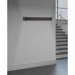 LED Απλίκα Εξωτερικού Χώρου Αλουμινίου Σε Χρώμα Γραφίτη 30W IP65 - Zambelis Lights